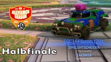 allyance League ► Halbfinale ► Takaishii vs. FFBasel | gadarol.de Team ► Rocket League 1vs.1