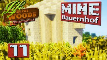 Thematisch passende Entdeckung ► MINECRAFT Life in The Woods deutsch #77