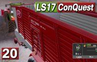 LS17 | Leere Tülle, brauch mehr Gülle! ► LS17 ConQuest Nicolonia & Kuhn DLC #20
