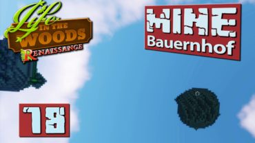 Fliegende Inseln!? ► MINECRAFT Life in The Woods deutsch #78