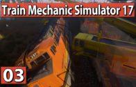 TRAIN Mechanic Simulator 2017 #3 ► ICH WARS NICHT! ► PREVIEW deutsch german