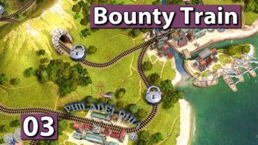Bounty Train | Die Mission geht weiter ► #3 Der Wildwest Bahn RPG Simulator deutsch german