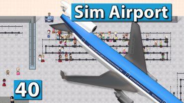 Wartebereich Blöcke ► Der Flughafen Bau Simulator #40
