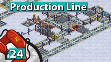 PRODUCTION LINE | Alles anders nach dem PATCH ► #24 ► DIE MEGAFABRIK deutsch german