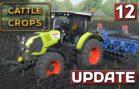 FESTGEFAHREN! Cattle And Crops Patchnews, Physik, Community Map, Partikel, Wetter ► UPDATE #12