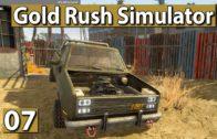 GOLDGRÄBER SIMULATOR | Der Rad Dings äh Radlader #05 ► Gold Rush Gameplay deutsch