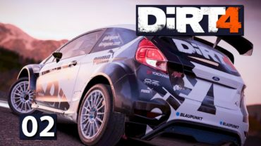 DIRT 4 | Konzentriert Dank Kommentiert 🏁🏎 ► #2 Der Rally Racing Simulator Off-Road