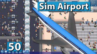 Sim Airport | Gepächabfertigung verlegen ► #50 ► Der Flughafen Bau Simulator