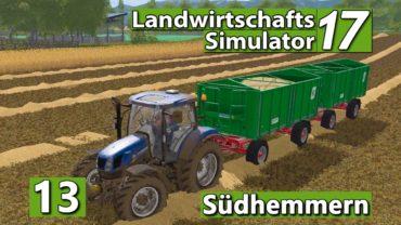 LS17 | Heftig abgeerntet ► #13 ► Landwirtschafts Simulator 17 deutsch german