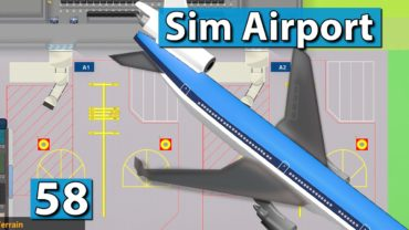 Sim Airport | Erster Wartebereich ► #58 ► Der Flughafen Bau Simulator