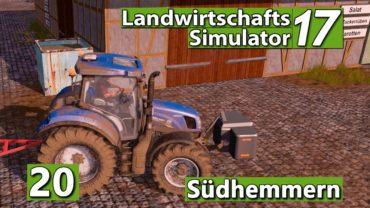 LS17 | Irgendwas stimmt nicht ► #20 ► Landwirtschafts Simulator 17 deutsch german