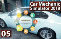 Auto Werkstatt Simulator 2018   Suche nach dem defekten Teil ► #5 CAR MECHANIC Gameplay deutsch