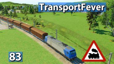 Transport Fever   Güternahverkehr ► #83 ►Gameplay deutsch