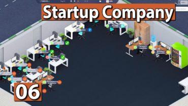 Ende einer fehlerhaften Staffel ► Startup Company Gameplay deutsch #06