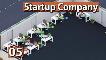Leben in der Bude ► Startup Company Gameplay deutsch #05