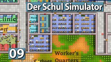 Academia School Simulator | Komplett überfüllt ► #9 ► Lets Play Schul Simulation