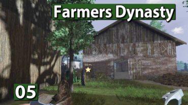 Farmers Dynasty ► Der Heimwerkerkönig Teil 2 ►#05 Lets Play deutsch
