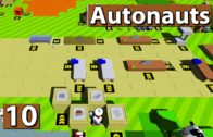 Autonauts | Hilfe, ich bin in 3D, Cool! ► #10 ► Lets Play Roboter Simulator deutsch german