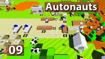Autonauts   Viehtransporte ► #9 ► Lets Play Roboter Simulator deutsch german