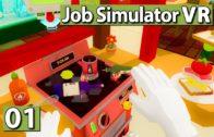 Job Simulator   als Koch in virtueller Realität ► #01 Virtual Reality Gameplay deutsch german