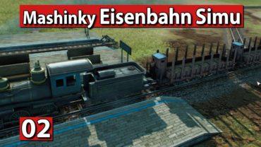 Mashinky | Kahlschlag in München ► #02 Eisenbahn Manager Simulation ► Lets Play Mashinky deutsch