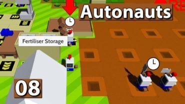 Autonauts   Samen Stau ► #8 ► Lets Play Roboter Simulator deutsch german