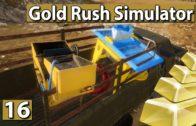 GOLDGRÄBER SIMULATOR | Ein Waschtisch und eine Kneipe ► #14 Gold Rush Gameplay deutsch