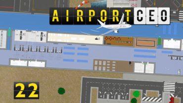 Airport CEO | Ausbau des neuen Flügels ► #22 Flughafen Bau Management Simulation deutsch german