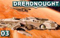 Dreadnought   Forschung, Modulkauf, Heilung!!! ► #03 Raumschiff Kommando Simulator deutsch german
