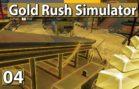 GOLDGRÄBER SIMULATOR | Maschinen, Geräte und Planungen 💰 #04 Gold Rush Gameplay deutsch