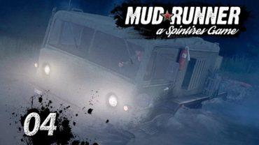Spintires MudRunner   Orientierungslos bei NACHT ► #04 Off-Road Simulator First Look deutsch german