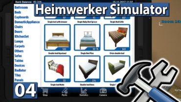 HEIMWERKER SIMULATOR 🛠 Streichen und Neiddebatten ► #4 House Flipper Beta deutsch german