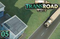 TRANSROAD USA 🚚 Das Rufsystem ► #5 LKW Logistik Wirtschaft Simulation deutsch german