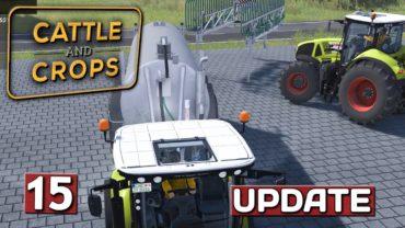 Lets PlayTest Update Eine Stunde Missionen #1 | Cattle And Crops UPDATE #15
