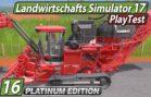 LS17 Platinum 🚜 Großer Zuckerrohr Ernter ► #16 Landwirtschafts Simulator 17 deutsch PlayTest