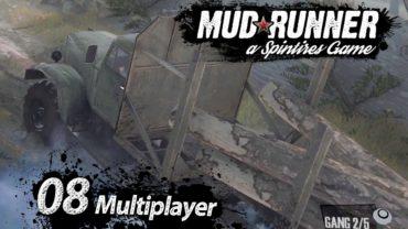 Spintires MudRunner Multiplayer 🚛 Erstes Fazit ► #8 Off-Road Simulator deutsch german