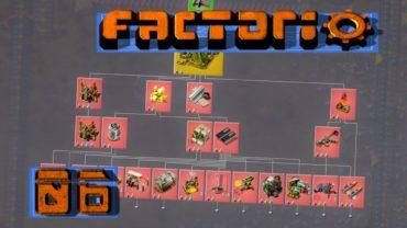 FACTORIO 🚂 Grüne Fläschchen ► #6 S04 Fabrik Aufbau Simulation deutsch german