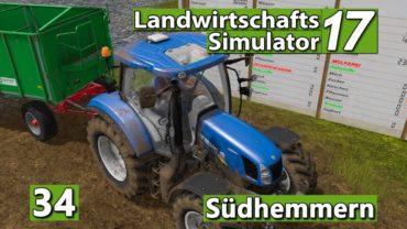 LS17 Unsere Hackschnitzelheizung ► #34 Landwirtschafts Simulator 17 deutsch german