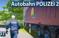 AUTOBAHNPOLIZEI 2 🚔 LKW rammt BRÜCKE, EINSTURZGEFAHR ► #7 Autobahnpolizei Simulator 2