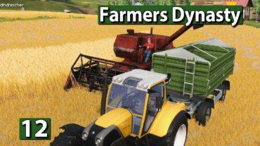 Farmers Dynasty 🚜 NICHT LACHEN! :D ►#12 Lets Play deutsch