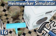 HEIMWERKER SIMULATOR 🛠 Der Profi Schrubber ► #16 House Flipper Beta deutsch german