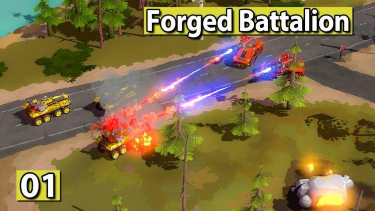 Forged Battalion Ang►spielt: Das Neue Command & Conquer?