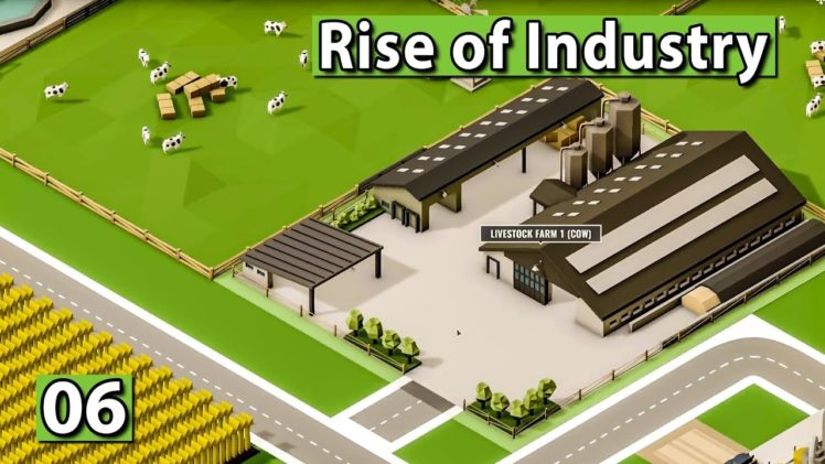 RISE of INDUSTRY 🏭 NEUSTART Freies Spiel ► #6 WiSim Gameplay deutsch german