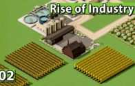 RISE of INDUSTRY 🏭 Preview: Aufstieg zum Industrie Mogul ► WiSim Gameplay deutsch german