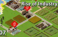 RISE of INDUSTRY 🏭 PIZZA für ALLE! ► #7 WiSim Gameplay deutsch german