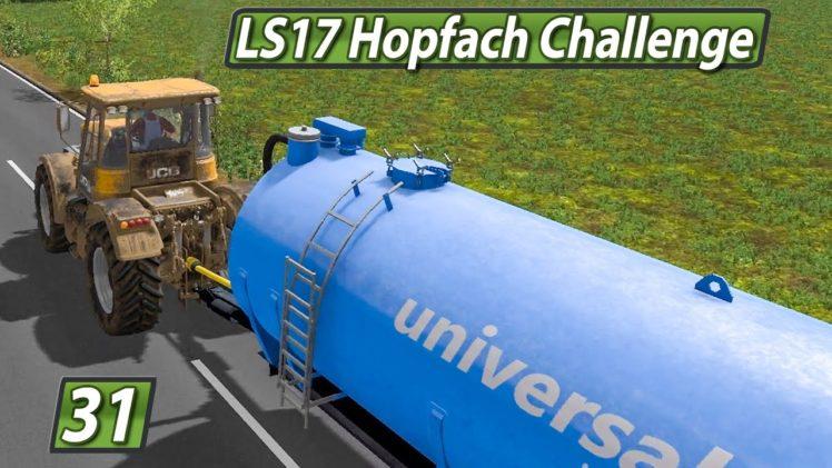 LS17 HOPFACH 🚜 Realität und Täuschung ► #31 LANDWIRTSCHAFTS SIMULATOR 17 Challenge
