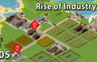 RISE of INDUSTRY 🏭 ENDLICH mehr Anschlüsse ► #4 ► WiSim Gameplay deutsch german