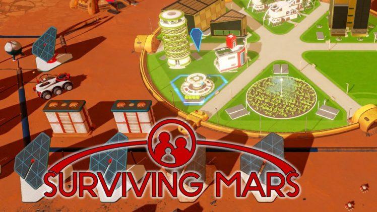 Surviving MARS 🚀 Verbindungen und Polymere #11