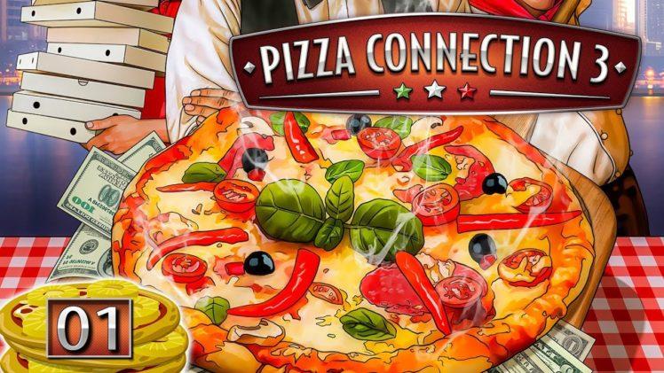 PIZZA Bäcker SIMULATOR 🍕 Pizza Connection 3 frisch auf dem Tisch!
