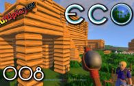 ECO Multiplayer 🌏 Eisenholz und Bücherverbrennung ► #6 Community Server